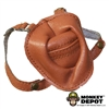 Pack: Phicen Ltd Small Leatherlike Backpack Female (Non-Functional)