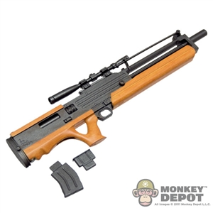 Rifle: TBLeague WA 2000 Sniper Rifle