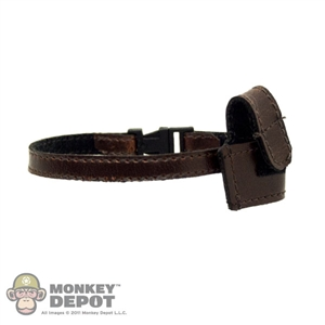 Belt: Phicen Brown w/Holster