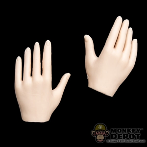 Hands: Phicen Limited Female Relaxed