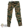 Pants: Phicen Female Camo Pants