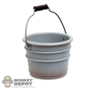 Bucket: Phicen Gray Bucket