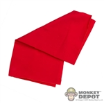 Blanket: Phicen Red Cloth