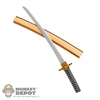 Sword: Phicen Short Sword w/Sheath (plastic)