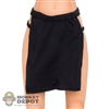 Skirt: Phicen Black Skirt w/Sewn in Briefs
