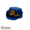 Hat: Phicen Female Blue Chinese Air Force