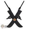 Holster: Phicen Dual Sword Back Harness