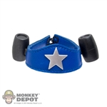 Belt: Phicen Blue Leatherlike Jet Belt