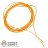 Rope: TBLeague Yellow Backup Bow String