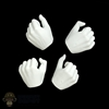 Hands: TBLeague Male Death Dealer Hand Set