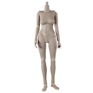 Boxed Figure: Play Toy Female Nude (S-001)