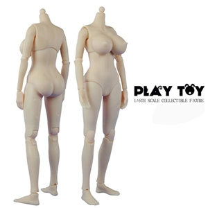 Boxed Figure: Play Toy Female Nude XL Breast (XL-001)