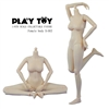 Boxed Figure: Play Toy Female Nude (S-002)