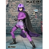 Boxed Figure: Play Toy Purple Girl