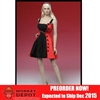 Clothing Set: Play Toy Fit & Flare Dress Set Red (PT-PC003B)