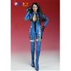 Boxed Figure: Play Toy Racing Girl In Blue (PT-P009B)