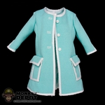 Coat: Play Toy Light Blue Jacket