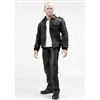Uniform Set: POP Toys Men's Leather Bomber Jacket Set (POP-F10)