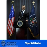 Boxed Figure: POP Toys President of United States (POP-EX003)