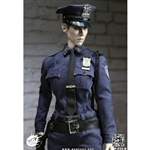 Boxed Figure: POP Toys New York Police - Policewoman (POP-F24B)