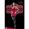 Outfit: POP Toys Premium Version V-Neck Sheath Dress in Red (POP-F19B)