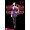 Outfit: POP Toys Premium Version V-Neck Sheath Dress in Purple (POP-F19D)