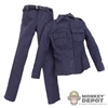 Uniform: POP Toys Blue Female Police Uniform