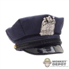 Hat: POP Toys Female Police Cap