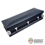 Coffin: POP Toys Wooden Casket