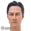 Head: POP Toys Keanu