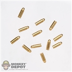Ammo: POP Toys Metal Ammo Rounds