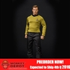 Boxed Figure: Quantum Mechanix Captain Kirk (902828)
