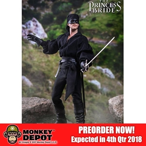 Boxed Figure: Quantum Mechanix Westley aka The Dread Pirate Roberts (903649)