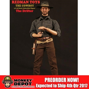 Boxed Figure: Redman The Drifter Cowboy (RMT-020)
