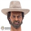 Head: RedMan Clint E w/Light Tan Hat