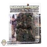 Uniform Set: Barrack Sergeant Uniform