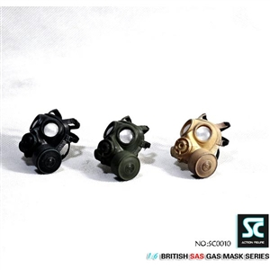 Gas Mask: Soldier Country British Gas Mask Series (SC0010)