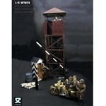 Diorama: Soldier Country German Watchtower (SC2001)