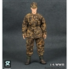 Uniform Set: Soldier Country WWII German SS Camouflage Smock (SC1003)