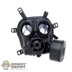 Gas Mask: Soldier Country Black British Gas Mask