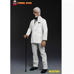 Clothing Set: Super Duck Chicken Grandpa (SUD-001)