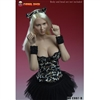 Clothing Set: Super Duck Leopard Corset Dress Set (SUD-C007D)