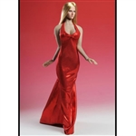 Clothing Set: Super Duck Red Sexy Mermaid Gown (SUD-C012B))