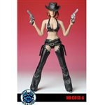 Clothing Set: Super Duck Sexy Cowgirl Clothing Set in Black (SUD-C013A)