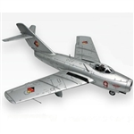 "Plane: JSI 1/18 MIG-15 ""Red 9"" FAG-2, East Germany,1953"