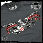 Sons of Liberty: S.O.L. Fighting Eagle Mens T