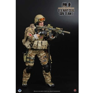 Monkey Depot  - Soldier Story US Navy SEAL SDV Team 1 SS-041