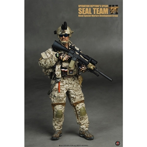 Soldier Story Operation Neptune's Spear Seal Team VI (SS-057)