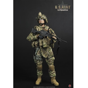 Boxed Figure: Soldier Story US Army in Afghanistan (SS-065)