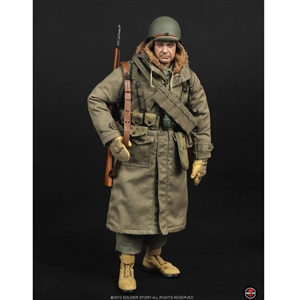 Boxed Figure: Soldier Story 2nd Infantry Division South Korean 1951 (SS-069)